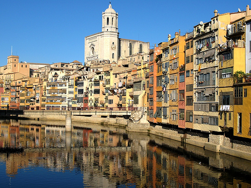 Bezienswaardigheden Girona